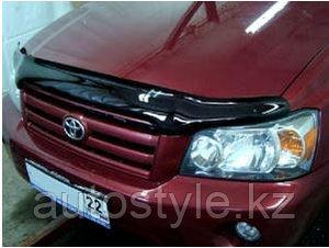 Дефлектор капота Toyota HIGHLANDER 2001-2007 SIM