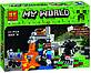 Конструктор Minecraft Bela 10174 Майнкрафт 251 деталей , фото 2