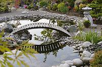 Садовый мостик, фото 1