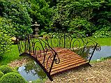 Садовый мостик, фото 2