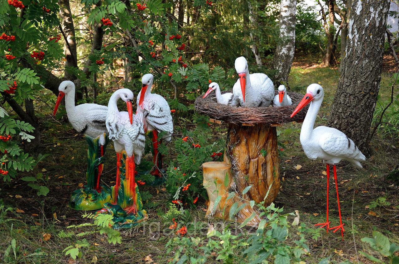 Садовые декоративные скульптуры
