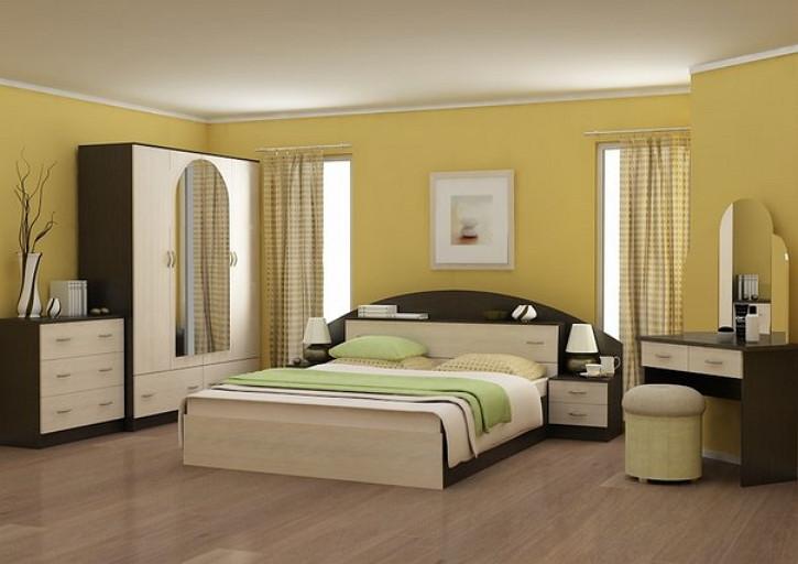Современная мебель для спальни на заказ