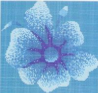 Панно Цветок