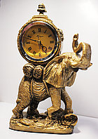 "Статуэтка с часами ""Слон"" (34х17х11)"