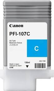 Canon 6706B001 Картридж PFI-107 Cyan (130 ml)