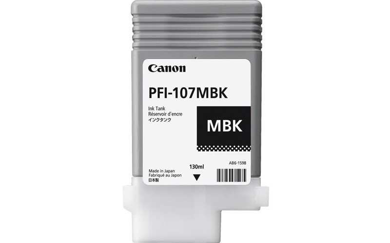 Canon 6704B00 Картридж PFI-107 Matte Black (130 ml)