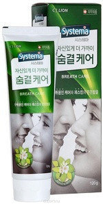 Зубная паста Systema Breath Care Jasminе