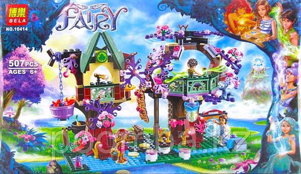 Конструктор Bela Fairy аналог Lego Elves Дерево Эльфов 10414