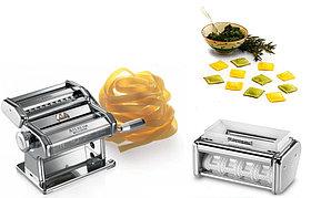 Marcato Atlas Raviolini 30 mm ручная пельменница - спагетница - тестораскаточная машинка