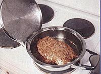 Цептер рецепты. Цыпленок с ореховой корочкой.