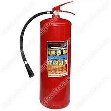 Огнетушитель порошковый ОП-8 (ABCE)