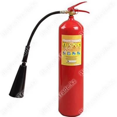 Огнетушитель углекислотный ОУ-5 (ВCЕ)
