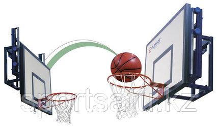 Ферма с изменением высоты баскетбольного щита