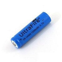 Аккумулятop 3,7v 1200mAh  14500 UltraFire