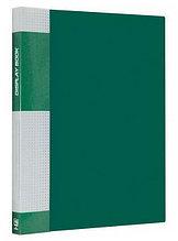 "Папка ""Standard"" с 10 вкладышами, 9мм, 600мкм, зеленая"