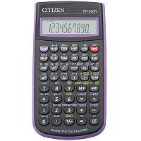 Калькулятор научный SR-260NPU 10+2 разрядов, 165 функций, питание от батарейки, 78*153*12 мм, фиолет