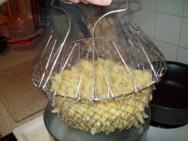 Складная решетка для приготовления пищи Шеф Баскет Chef Basket