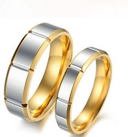 """Парные кольца для влюбленных """"Сияние"""", фото 1"""