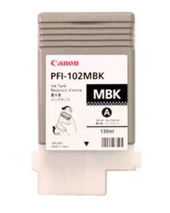 Canon 0894B001 Картридж PFI-102 MATT BLACK IPF5/6/700