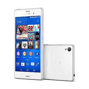 Смартфон Sony Xperia Z3 Dual, White