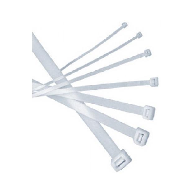 ХОМУТЫ пластмассовые 4,8*300мм (100шт.) Вихрь