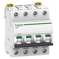 Автоматический выключатель iC60N 4П 10A C