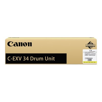 Canon 3789B003 фотобарабан CEXV34 DRUM UNIT YELLOW IR2020