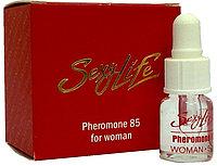 """Духи с феромонами""""Sexy Life"""" концентрат 85% жен. 5мл"""