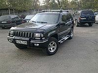 Мухобойка (дефлектор капота) Jeep Grand Cherokee 1993-1998