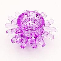 Эрекционное кольцо на пенис, фиолетовый