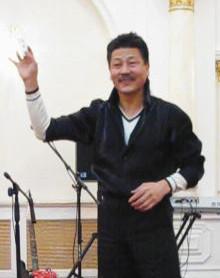 Фокусник Габдыль-Камаль Конкараев