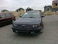 Мухобойка (дефлектор капота) Nissan Maxima/ Cefiro (A32) 1995-1999 (Carbon)