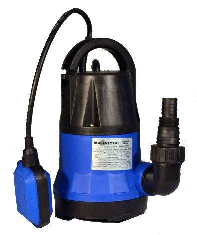 Пластиковый погружной (садовый) насос SP400W MAGNETTA
