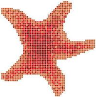 Панно Морская звезда