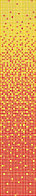 Разбежка стеклянная JNJ Mosaic, фото 1