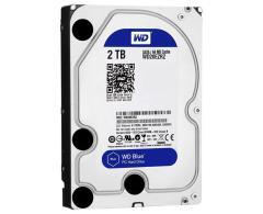 Western Digital WD20EZRZ Жесткий диск HDD 2Tb Blue SATA