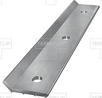Рейка краевая алюминиевая Termoclip РА1