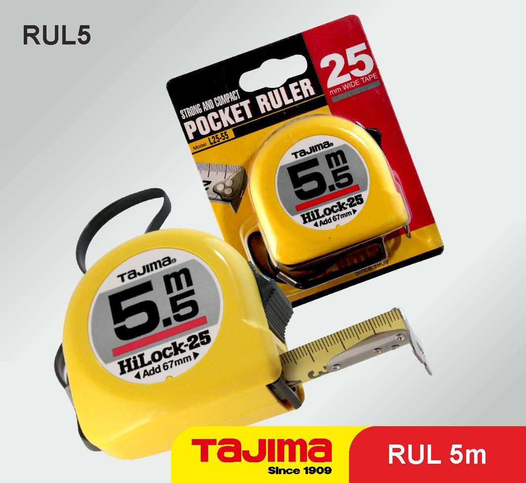 Рулетка Tajima 5 м