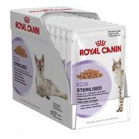 Влажный корм для здоровья мочевыделительной системы стерилизованных кошек Royal Canin STERILISED PORK FREE