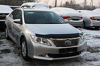 Мухобойка (дефлектор капота) EGR Toyota Camry 50 2011-2014 широкий