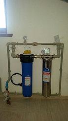 Установки систем очистки воды любой производительности для квартир и коттеджей  8