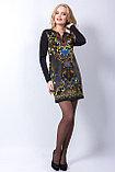Стильное платье прилегающего силуэта, 48, 50 р. , фото 2