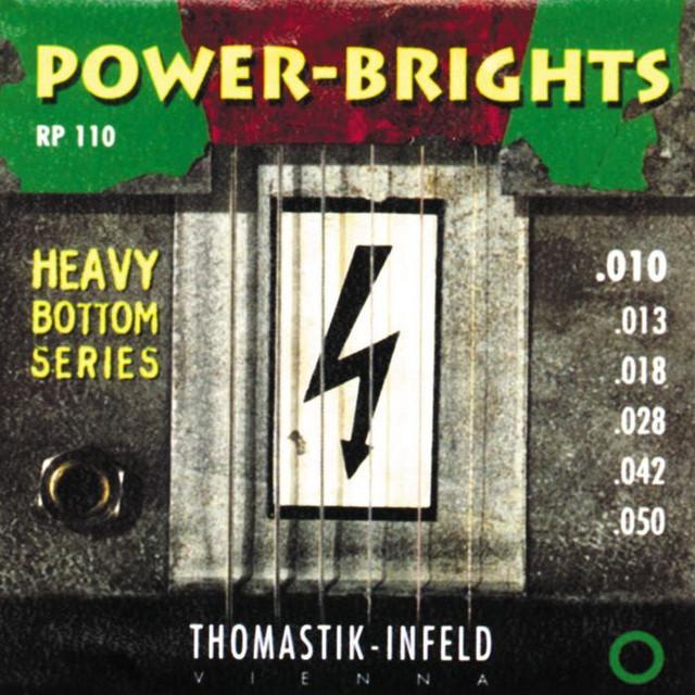 Струны для электро гитары Thomastik