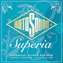 Струны для классической гитары Rotosound Superia