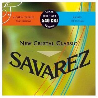 Струны для классической гитары SAVAREZ 540CRJ