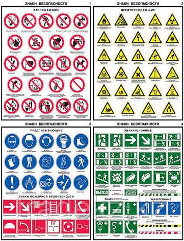 Знаки по технике безопасности, фото 2