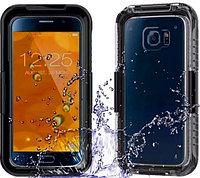 Водонепроницаемый чехол для Samsung Galaxy S6 G920F (черный)