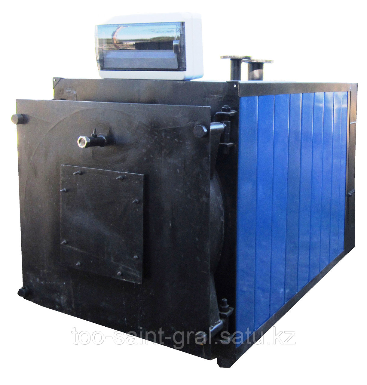 ВВ-850 Котёл водогрейный на жидком топливе и газе