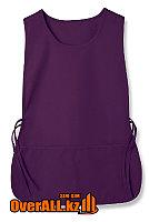 Фартук-накидка фиолетовый, фото 1