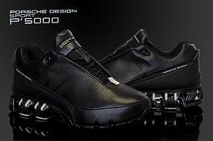 Кроссовки Adidas Рorsche Design IV (4) series черно-серые, фото 2